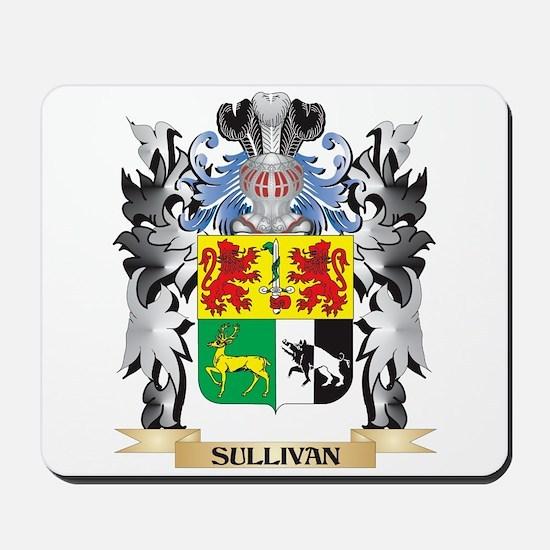 Sullivan Coat of Arms - Family Crest Mousepad