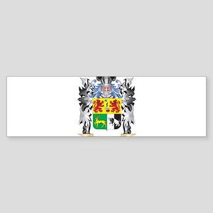 Sullivan Coat of Arms - Family Cres Bumper Sticker