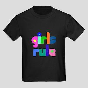 Girls rule Kids T-Shirt