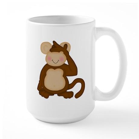 See No Evil Large Mug