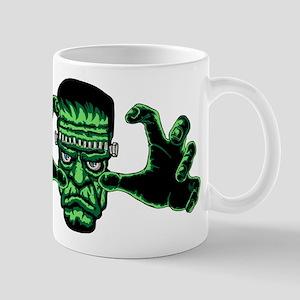 Frankenstien Monster Reaching Out Mugs