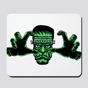 Frankenstien Monster Reaching Out Mousepad