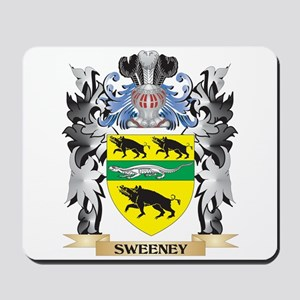 Sweeney family crest mouse pads cafepress sweeney coat of arms family crest mousepad altavistaventures Gallery
