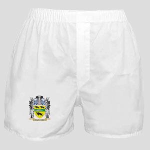 Family crest underwear cafepress sweeney coat of arms family crest boxer shorts altavistaventures Gallery