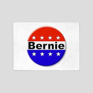 Vote Bernie 5'x7'Area Rug