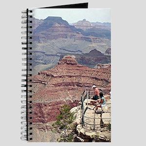 Grand Canyon South Rim, Arizona 4 Journal