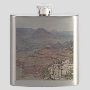 Grand Canyon South Rim, Arizona 4 Flask