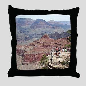Grand Canyon South Rim, Arizona 4 Throw Pillow
