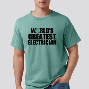 World's Greatest Electrician T-Shirt