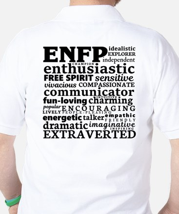 ENFP Champion Myers-Briggs Personality Type Golf S