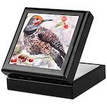Flicker Woodpecker Keepsake Box
