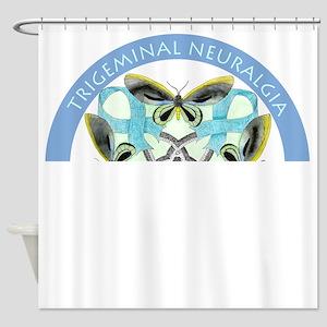 TNWarrior Shower Curtain