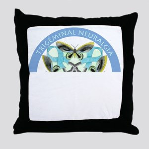 TNWarrior Throw Pillow