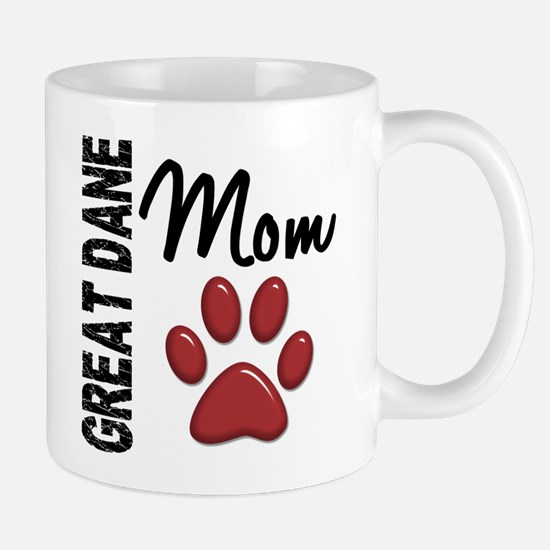 Cute Great dane mom Mug