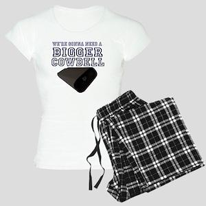 WE GONNA NEED a Bigger Cowb Women's Light Pajamas