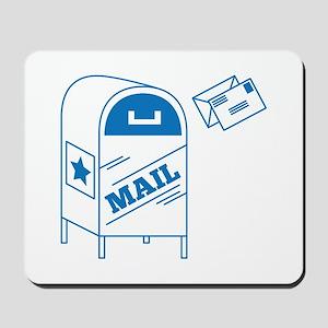 Postal Mail Mousepad