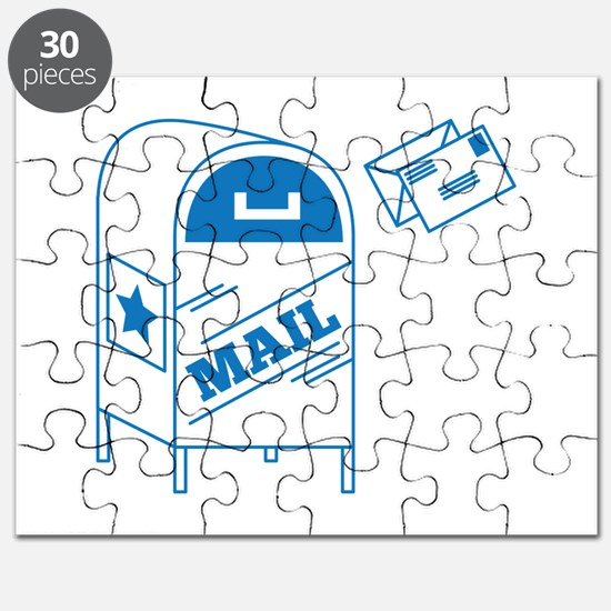 Postal Mail Puzzle