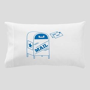 Postal Mail Pillow Case