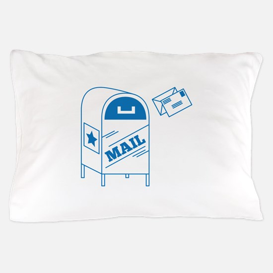Postal Mail Pillow Case