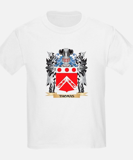 Thomas- Coat of Arms - Family C T-Shirt