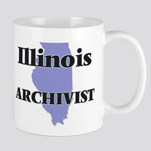 Illinois Archivist Mugs