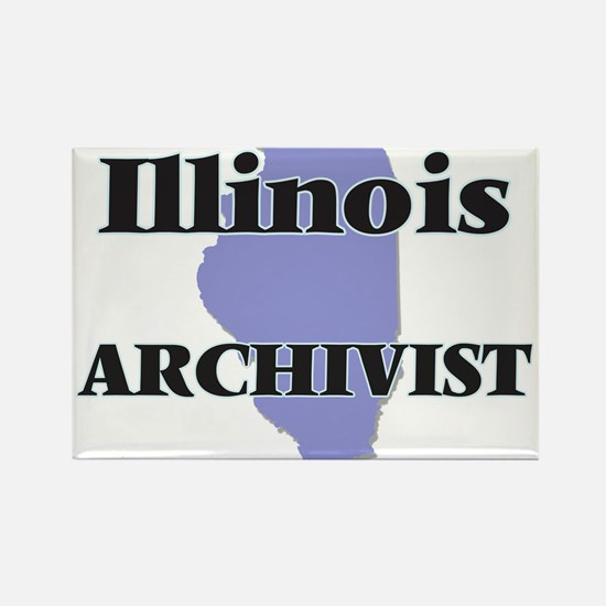 Illinois Archivist Magnets