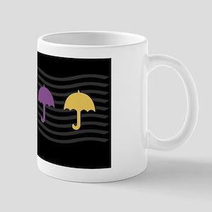 Bright Dreamy Umbrellas Mugs