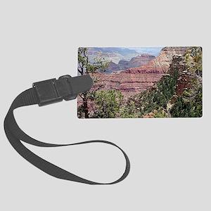 Grand Canyon South Rim, Arizona  Large Luggage Tag