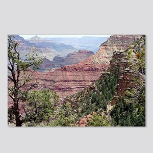 Grand Canyon South Rim, A Postcards (Package of 8)