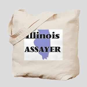 Illinois Assayer Tote Bag