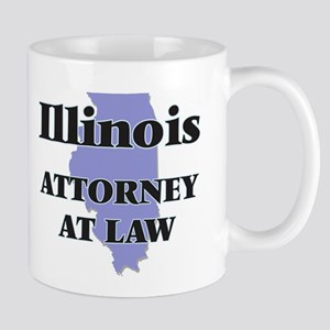Illinois Attorney At Law Mugs