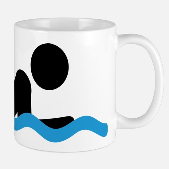 breaststroke Mugs