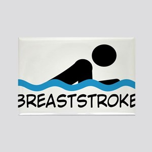 breaststroke Magnets