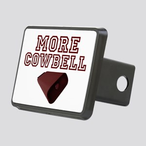 MORE COWBELL Rectangular Hitch Cover