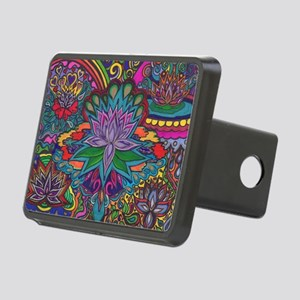 Lotus Dream Hitch Cover