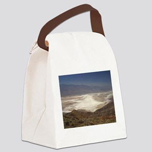 Death Valley Canvas Lunch Bag