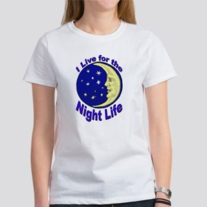 Night Life Party Women's T-Shirt