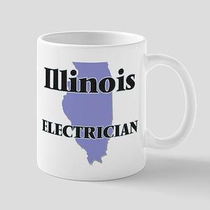 Illinois Electrician Mugs