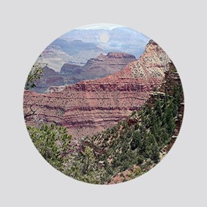Grand Canyon South Rim, Arizona 5 Round Ornament