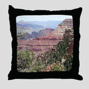 Grand Canyon South Rim, Arizona 5 Throw Pillow