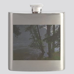 lochsa river Flask