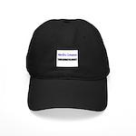 Worlds Greatest THREMMATOLOGIST Black Cap