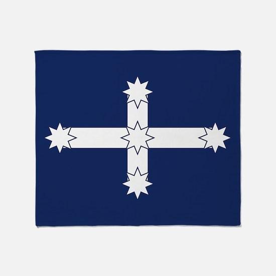Eureka Flag Throw Blanket