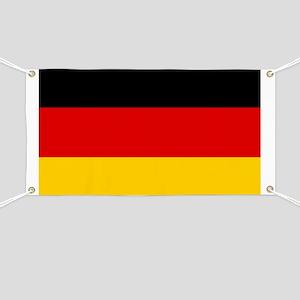 Flag of Germany Banner