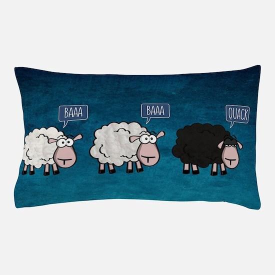 Cool Sheep Pillow Case