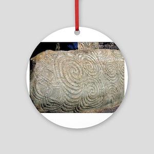 Ireland Round Ornament