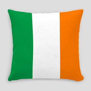 Flag of Ireland Everyday Pillow