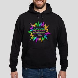Swimming Makes Life More Fun Sweatshirt