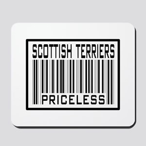 Scottish Terriers Priceless Mousepad