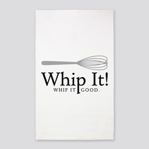 Whip It Area Rug
